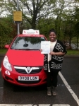 Anna passed with Brake Or Bump Driving
