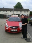 Ant passed with Brake Or Bump Driving