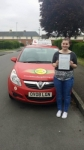 Becca Mapstone passed with Brake Or Bump Driving