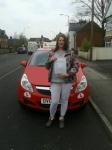 Becky Moore passed with Brake Or Bump Driving