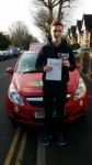 Ben Paines passed with Brake Or Bump Driving