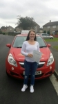 Chelsea Comack passed with Brake Or Bump Driving
