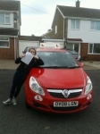 Chloe passed with Brake Or Bump Driving