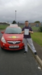 Chris Durrant passed with Brake Or Bump Driving