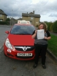 Clare passed with Brake Or Bump Driving