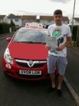 Connor passed with Brake Or Bump Driving