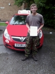Dale passed with Brake Or Bump Driving