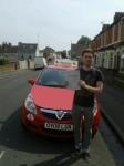 Dan passed with Brake Or Bump Driving