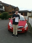 Drew passed with Brake Or Bump Driving