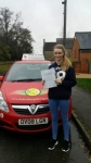 Ellie passed with Brake Or Bump Driving
