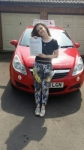 Emily Lewis passed with Brake Or Bump Driving
