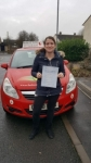 Emma Passmore passed with Brake Or Bump Driving