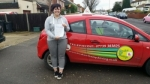 Faye passed with Brake Or Bump Driving