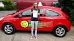 Hayleigh passed with Brake Or Bump Driving