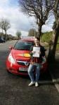 Jade Ellis passed with Brake Or Bump Driving
