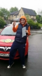 Jimmy Burton passed with Brake Or Bump Driving