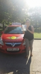 Joanne Minto passed with Brake Or Bump Driving