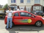 John Page passed with Brake Or Bump Driving