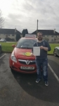 John Paget passed with Brake Or Bump Driving
