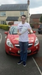 Josh Doyle passed with Brake Or Bump Driving