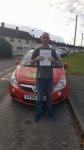 Judd McCarthy passed with Brake Or Bump Driving