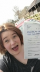Kayleigh Dunning passed with Brake Or Bump Driving