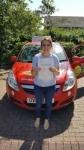 Kayleigh Gardiner passed with Brake Or Bump Driving