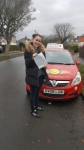 Keisha passed with Brake Or Bump Driving