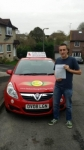 Kyle Bowyer passed with Brake Or Bump Driving