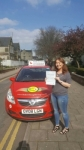 Lauren passed with Brake Or Bump Driving