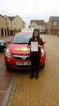 Leah Baker passed with Brake Or Bump Driving