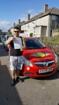 Lee Clark passed with Brake Or Bump Driving