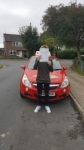 Liam House passed with Brake Or Bump Driving