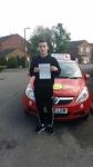 Louis Freegard passed with Brake Or Bump Driving