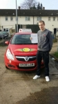 Luke Wall passed with Brake Or Bump Driving