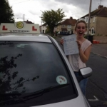 Lynsey passed with Brake Or Bump Driving
