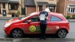 Mackenny passed with Brake Or Bump Driving