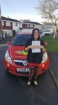 Mel Woods passed with Brake Or Bump Driving