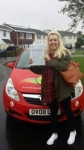 Mollie Woods passed with Brake Or Bump Driving