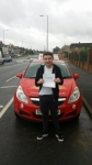 Pasquale Mazzotta passed with Brake Or Bump Driving