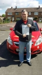 Peter Goddard passed with Brake Or Bump Driving