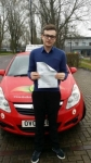 Rhys Smith passed with Brake Or Bump Driving