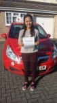 Saphire Von Aratuc passed with Brake Or Bump Driving