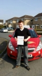 Stephen Moyse passed with Brake Or Bump Driving
