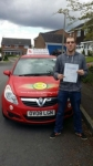 Steve Hamilton passed with Brake Or Bump Driving