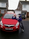 Steve passed with Brake Or Bump Driving