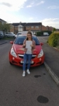Taneya Vince passed with Brake Or Bump Driving