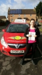 Tara Russell passed with Brake Or Bump Driving