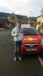 Toby Wright passed with Brake Or Bump Driving