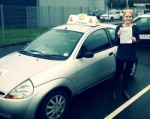 Tracey passed with Brake Or Bump Driving